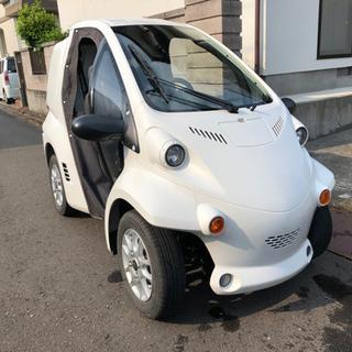 コムス電気自動車