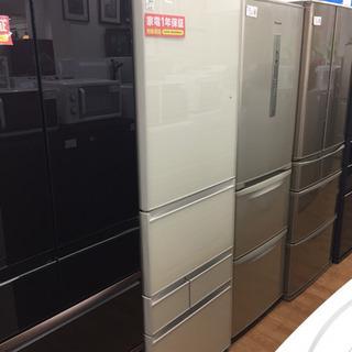 「安心の1年間保証付!【TOSHIBA】5ドア冷蔵庫売ります!」