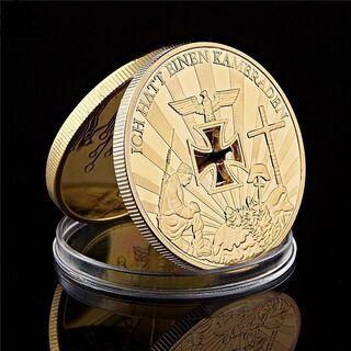 【希少】第一次・二次世界大戦 ドイツの歴史コイン(金)