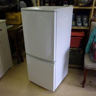 美品 店舗受渡可能 2015年製 シャープ 冷蔵庫 つけかえどっ...