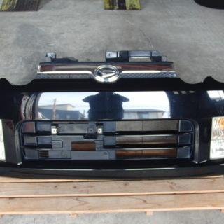 L150SムーブカスタムRS純正バンパー(黒)です。