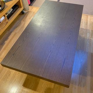 ローテーブル600×1200×h370