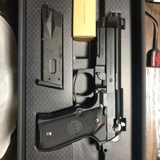 ガスガン  マルイ M9A1 美品