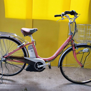 615番 ヤマハ✨電動自転車✨PAS X551-1016291‼️