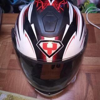 中古 ヘルメット Lサイズ
