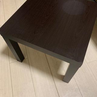 正方形ローテーブルの出品/