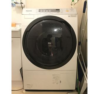 NA-VX3700L-W ななめドラム式洗濯乾燥機 洗濯10kg...