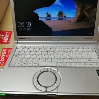 Panasonic Let's note 高性能第5世代Core...