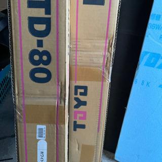あげます!桃陽電線 TD-80ダクト ホワイト 新品