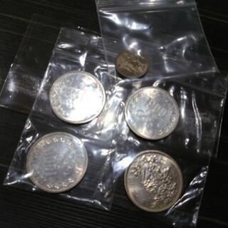 記念硬貨 5枚