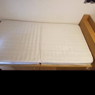 収納付きベッド 配達可能(5000円)