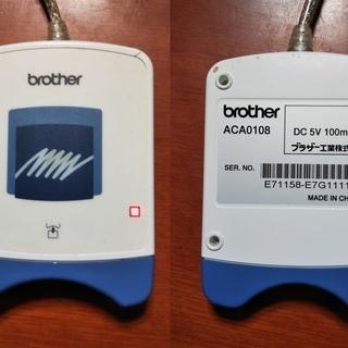ブラザーのカードリーダー SAECR1(ACA0108)