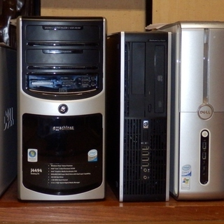 HP Compaq i3-2120 3.3GHz  HDD500...