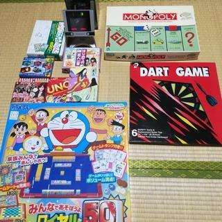 ボードゲーム・カードゲーム等セット