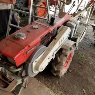 ヤンマー耕運機 YS850 引き取りにこれる人限定