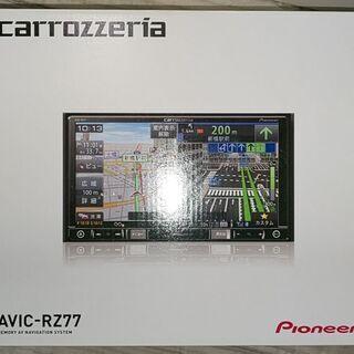カロッツェリアAVIC-RZ77