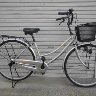中古自転車1013 26インチ ギヤなし ダイナモライト