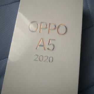OPPO A5 2020 blue