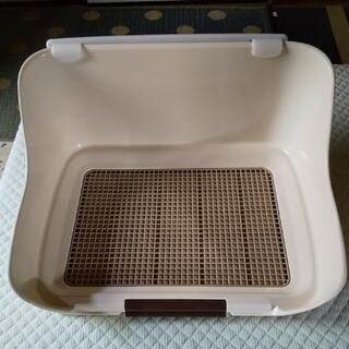 犬のトイレ ボンビアルコン  しつけるウォールトイレ  Sサイズ