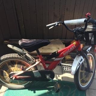 子供 自転車 16インチ マウンテンバイク