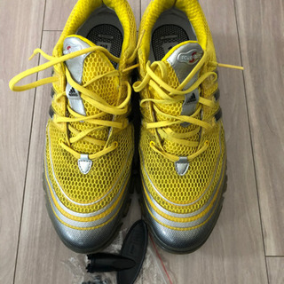 adidasゴルフシューズ メンズ 27.5cm 中古品