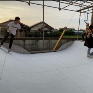 スケートパーク トモエランプ 千葉 房総半島 館山