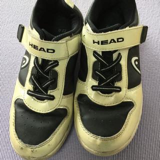 子供の靴   HEAD  22㎝