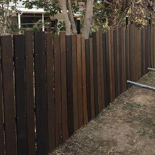 木塀/ウッドフェンスを作りたい方いらっしゃいませんか  D…