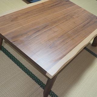 【6/21まで】ダイニングテーブル、こたつ4〜6人用