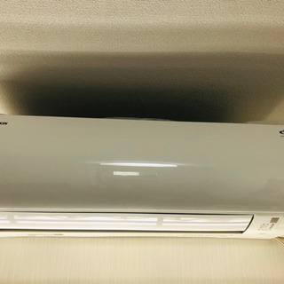 ダイキン 2019年製 6畳用エアコン 冷暖房 美品