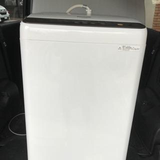 パナソニック全自動洗濯機 6キロ 2015年製 NA-F60PB8 美品 - 京都市