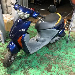 実働❗️格安原付★レッツ5G FIモデルで安心! スクーター 50cc