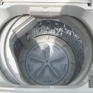 ヤマダ電機 HerbRelax 7.0kg 洗濯機 ステンレス槽YWM-T70D1  (0605k) - 名古屋市