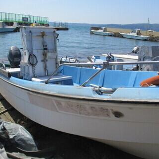 プレジャーモーターボート 19㌳ (5.09メートル)1.53t...
