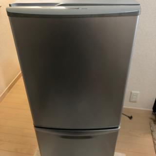 2ドア冷蔵庫お譲りします ナショナル National 2007年製