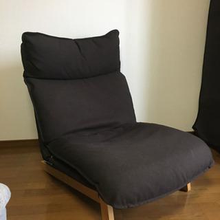 無印良品 リクライニングソファ一人用
