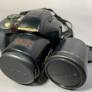 値下げ!OLYMPUS フィルムカメラ L-10 SUPER レ...