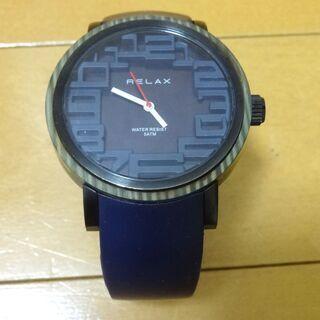 ■腕時計  RELAX PILE リラックス パイル メンズ レ...