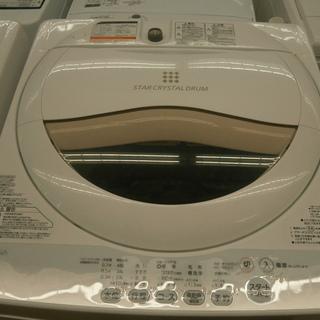 ,【引取限定】東芝 洗濯機 5.0kg AW-5G2(W) 20...