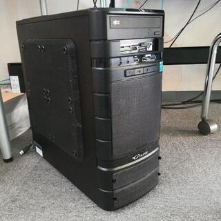 パソコンセットCorei7 4770。当時のゲーミング機です。