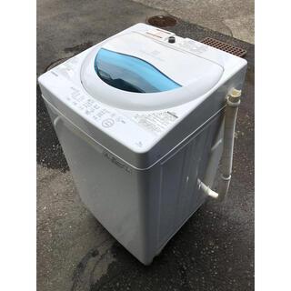 【🐢最大90日補償】TOSHIBA 5.0kg電気洗濯機 AW-...