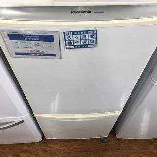 Panasonic 2ドア冷蔵庫入荷 7481