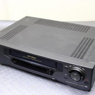 ジャンク SONY VHSビデオデッキ  SLV-FX30 動作...