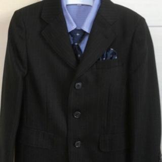 スーツ 120 式服 クリーニング済