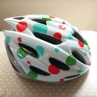 かわいいヘルメット!54~58㎝