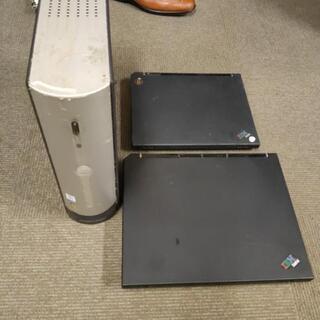 決まりました ジャンク PC セットで