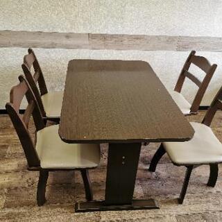 ★取引中★ダイニングテーブルセットの画像