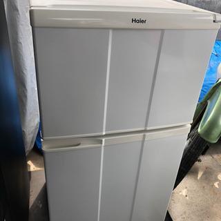 早い者勝ち【中古】Haier 冷凍冷蔵庫 98L