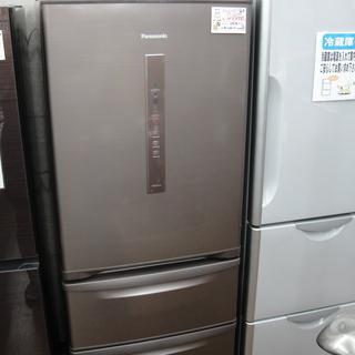 パナソニック 315L冷蔵庫 NR-C32EM 2016年製【モ...