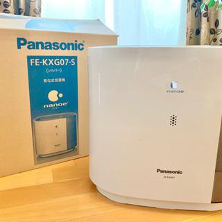 Panasonic 気化式加湿器